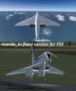 Tu-144 FSX Multi Livery Updated