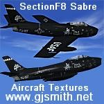 Black Livery For SectionF8 Sabre