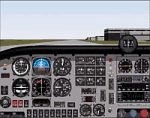 FS2000                   Mooney M20M Bravo Panel