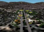FS2002                   Helicopter Scenery - Colorado Fire/Rescue related scenery