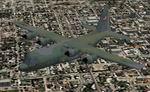 FS2004                   C-130E Lockheed Hercules USAFE Textures