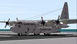 FS2000                   STD/PRO Lockheed C-130E Hercules V4 USAF