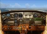 FSX                   Cessna C152 2D Panel