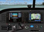 Cessna 208B Grand Caravan Panel