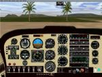 FS98/FS2000                   Panel for the Cessna 210 Centurion