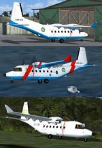 Surinam Casa C-212-400 Package