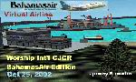 BahamasAir                   - Worship Intl CJCR - Eleutheria Island, Bahamas.