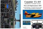 Manual/Checklist -- Canadair CL 415.