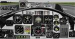 FS2000                   / FS98 CT133 T-bird panel