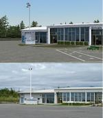CYPR Prince Rupert Airport, BC, Canada