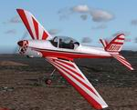 FS2004                   Chipmunk Aerobatic Re-Paint - textures only