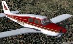 FS2004 Piper PA-24-250 Comanche Classic Textures