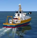 FSX Doublepack Pilotable Canadian Auxilary vessels