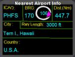 FSX Country Location Gauge