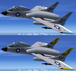 FSX Chance-Vought F-7U Cutlass Update V1.0
