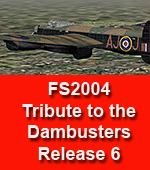 FS2004 Tribute to the Dambusters Release 6
