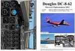FS2002                   Manual/Checklist -- Douglas DC-8-62.
