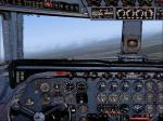 Fs2004/FS2002 Panel for Douglas DC-6