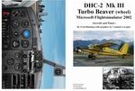 Manual/Checklist -- De Havilland DHC-2 Turbo Beaver Mk III