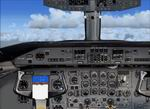 FSX                   Dash-8-300 2D Panel.