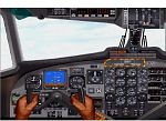 DHC-6                   TWIN OTTER PANEL FOR FS2000
