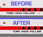 FSX Turkish Airlines F27 TC-TEK Update