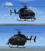 Eurocopter EC-145/UH-72A Lakota Updated Package
