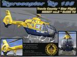 "FS2004                   Eurocopter EC 135 Travis County Star Flight ""N892T"" Package."