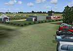 FSX                    Uetersen Airfield (EDHE), Germany, v1.0
