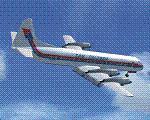 FS2004/FSX Guzman Lockheed L188 Electra Flight Dynamics