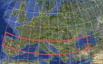 CGIAR-CSI v4.1 90 metre SRTM mesh for Southern Europe-1