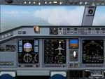 FS2004                  Embraer Erj 170 Jat Airways Textures with custom panel.