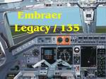 "FS2002                   Embraer Legacy. ""AFRICAN WILD TOUR"""