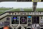 FS2000                   EMBRAER ERJ-145 PANEL