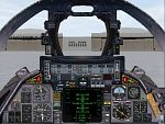 FS2000                   F-14 CIVIL PANEL