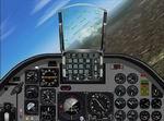 "FS2004                   Northrop/Canadair VF-5D ""Zancudo"" Panel."