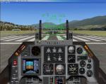 Lockheed F16 2D panel