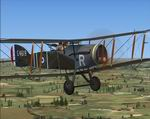 FSX                  Bristol Fighter Mk.1 or 'Biff' as it was called by it's crews                  in WW1 Base Package (Pt 1)