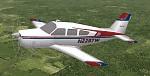 FS2000                   Beechcraft Bonanza F33A