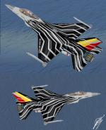 F-16 BAF SoloDisplay 2015 Demopack vol.6