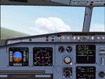 A320                   panel for FS2000