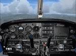 FSX                   Piper PA28R 2D Panel
