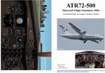 FS2004                   Manual/Checklist ATR72-500.