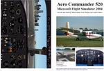 FS2004                   Manual/Checklist -- Aero Commander 520.
