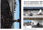 FS2004                   Manual/Checklist -- Aero Commander 560