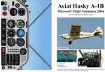 FS2004                   Manual/Checklist Aviat Husky A-1B