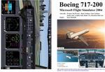 FS2004                   Manual/Checklist -- Boeing 717-200.