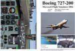 FS2004                   Manual/Checklist -- Boeing 727-200.