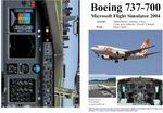 FS2004                   Manual/Checklist Boeing 737-700