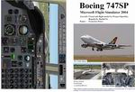 FS2004                   Manual/Checklist -- Boeing 747SP